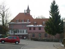 Schulhaus und Lehrerwohnhaus