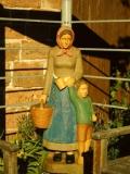 Heidelbeerfrau