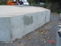 Fundamentarbeiten Turm 022
