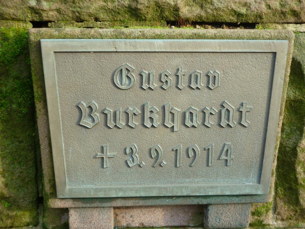 Gustav Burkhardt
