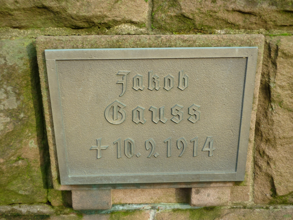 Jakob Gauss