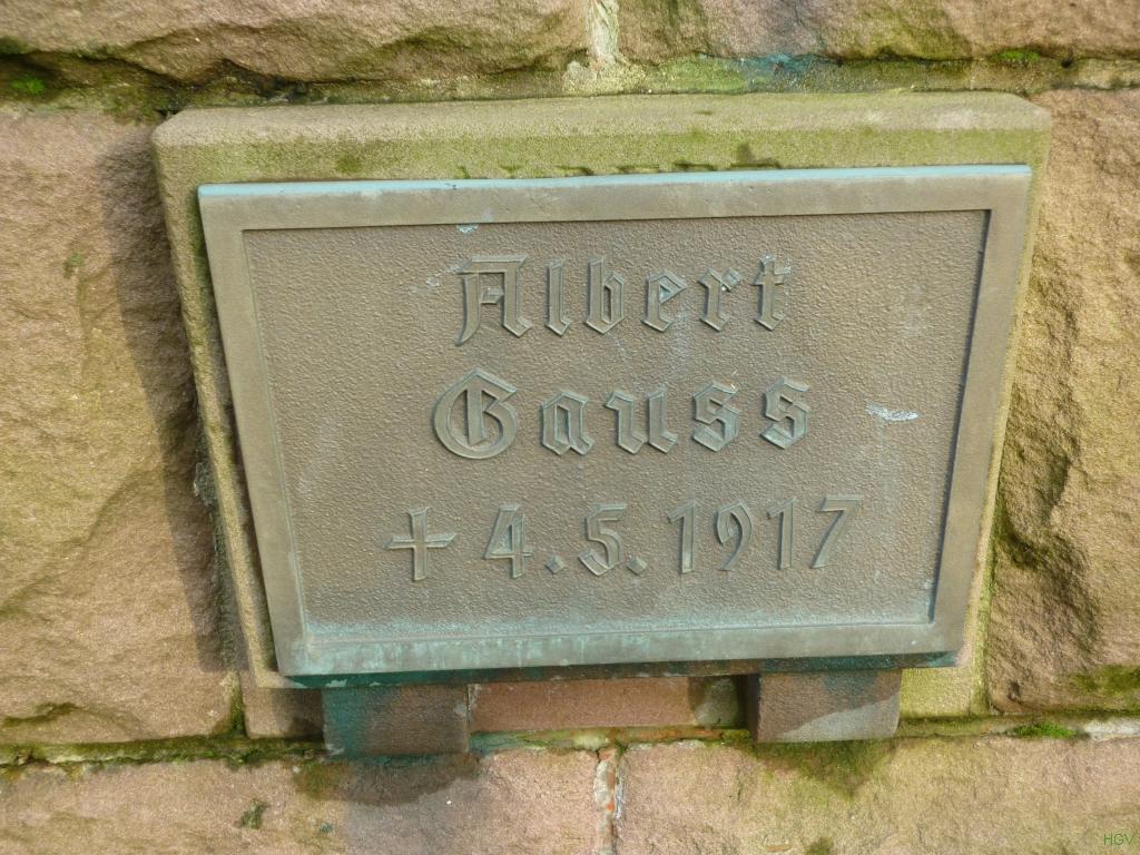 Albert Gauss