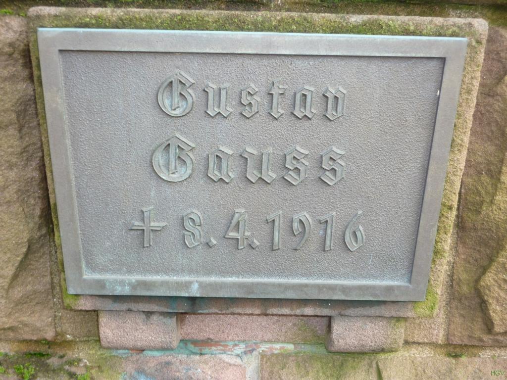 Gustav Gauss