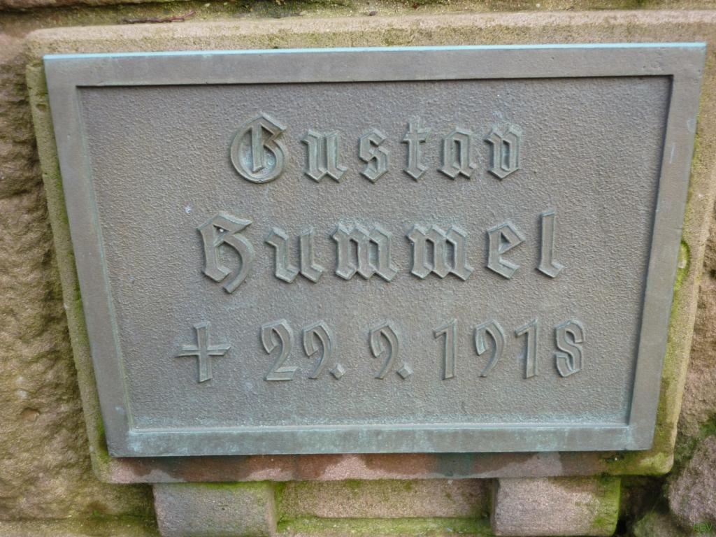 Gustav Hummel