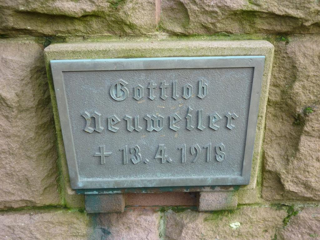 Gottlob Neuweiler
